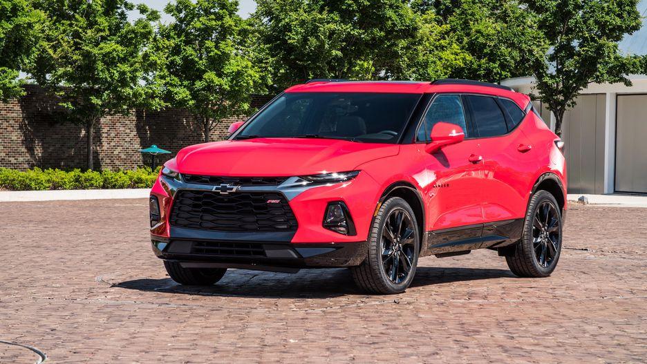 เผย Chevrolet Blazer SUV ตัวใหม่เปิดตัวขายจริงปี 2019 ...