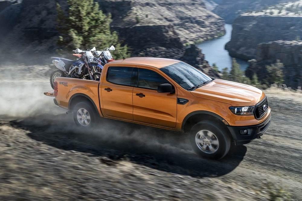 เปิดตัว Ford Ranger 2019 ราคาเริ่มต้น 8 45 แสนบาทในสหรัฐฯ