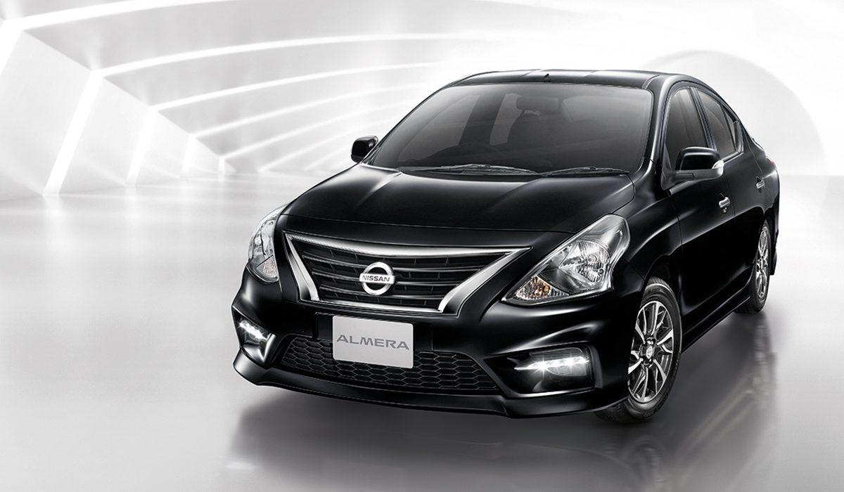 Nissan Almera ราคา 445 000 บาท 2019 นิสสัน อัลเมร่า ตาราง
