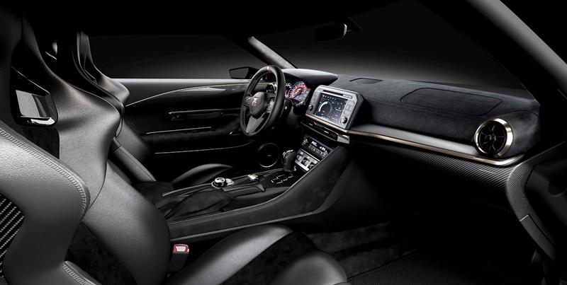 รูปภาพนี้มี Alt แอตทริบิวต์เป็นค่าว่าง ชื่อไฟล์คือ Nissan-GT-R50-2-3.jpg