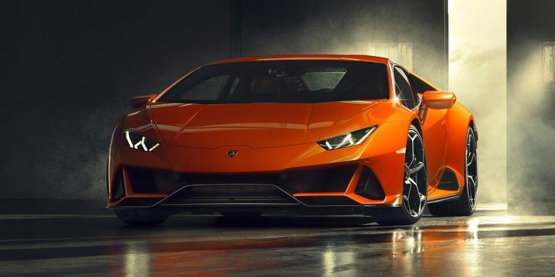 Lamborghini Huracan EVO 2019 ให้กำลังถึง 640 แรงม้า เคาะราคา 8.6 ล้านบาท