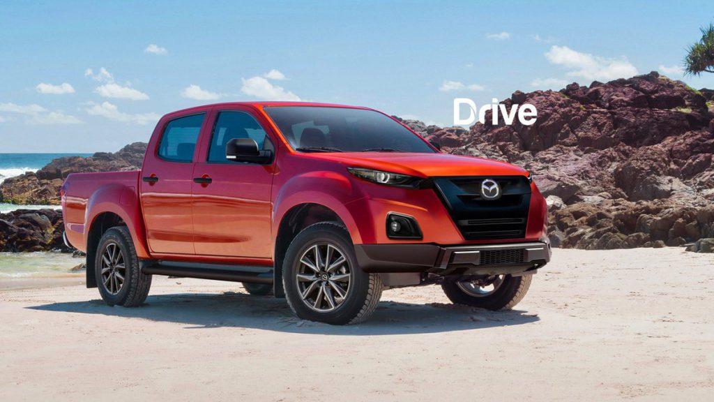 New Mazda Bt50 เจนใหม่ คาดเปิดตัวปี 2020 กับการออกแบบใหม่