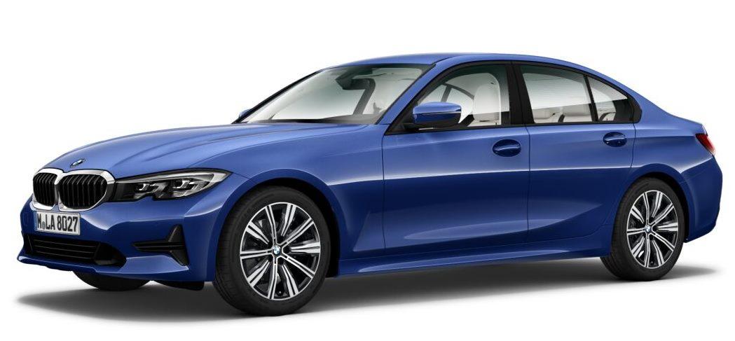 ราคา BMW Series 3 2019 บีเอ็มดับเบิลยู ซีรี่ส์ 3 ใหม่ตาราง