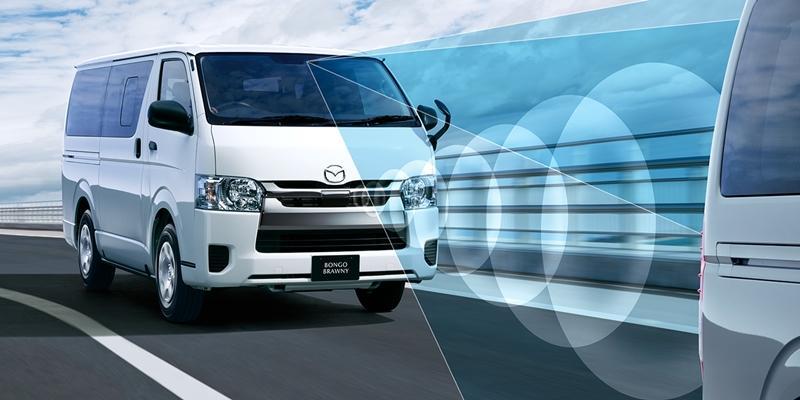 Mazda Bongo Brawny Van 2019 รถตู้ใหม่ เคาะราคา 694,000 บาท ในญิปุ่น - CAR250 รถยนต์รถใหม่ ...