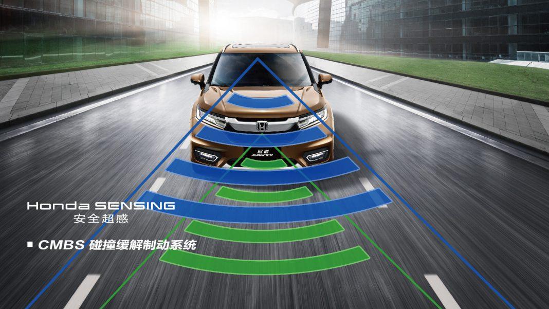 Honda Avancier 2019 ขายในจีน ราคา 1,100,000 บาท - CAR250 ...