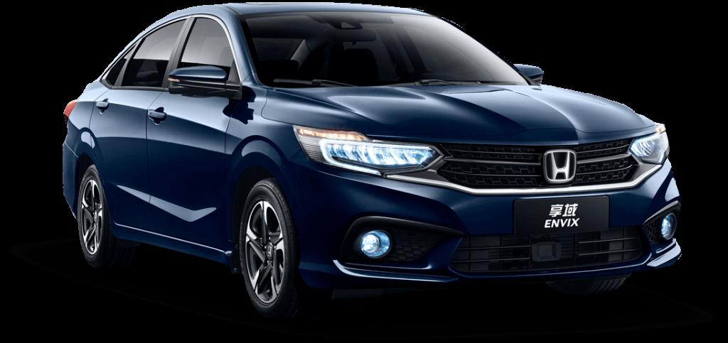 NEW Honda ENVIX ราคา 446,000 บาทในจีน - CAR250 รถยนต์รถใหม่ ข่าวสารรถยนต์ รถใหม่ล่าสุด เปิดตัวรถ ...