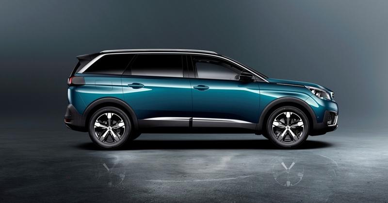 NEW Peugeot 5008 SUV 7 ที่นั่ง ราคา 1,749,000 บาท (นำเข้าMGC