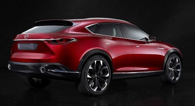 new mazda cx6 เตรียมเปิดตัวปี 2021  car250 รถยนต์รถใหม่